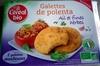 Galettes de polenta ail et fines herbes - Product