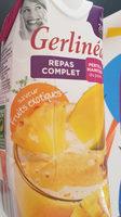 Repas complet saveur fruits exotiques - Produit - fr