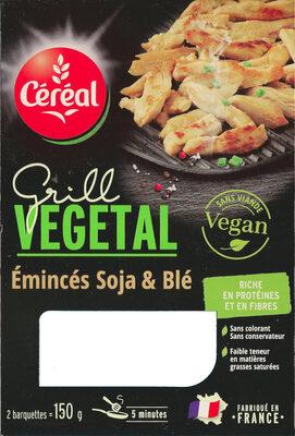 Émincés Soja & Blé - Producte