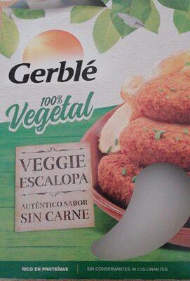 Grill végétal - Escalopes soja & blé - Produit - fr