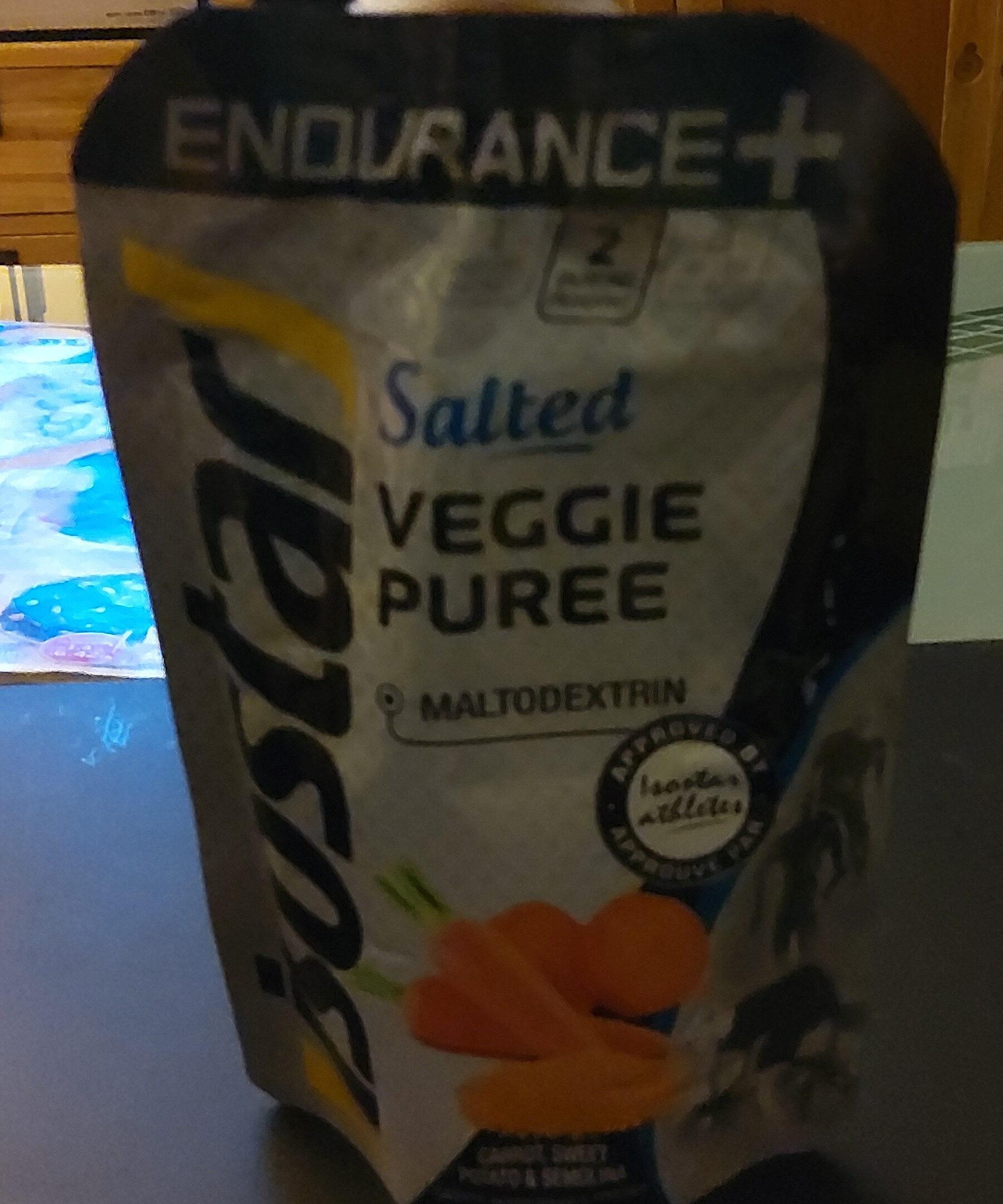 Isostar Salted Veggie Puree - Product