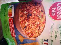 Quinoa soja tomate et olive - Prodotto - fr