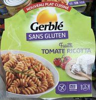 Fusilli Tomate Ricotta - Product