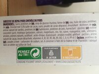 Mon Repas Minceur barre Chocolat saveur Noisette - Inhaltsstoffe