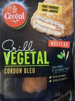 Cordon Bleu  Végétale - Product - fr