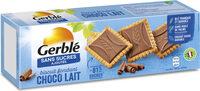 Biscuit fondant choco lait - Produit - fr