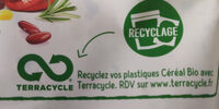 Haricots rouges Blé & Soja façon Chili - Instruction de recyclage et/ou informations d'emballage - fr