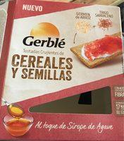 Gerblé - Produit