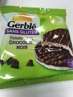 Galette de riz chocolat noir - Prodotto - fr
