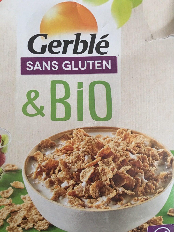 Gerblé & bio sans gluten - Produit - fr