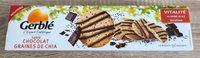 Sablé chocolat graines de chia - Product