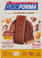 Caramello Salato protein bar - Prodotto - it