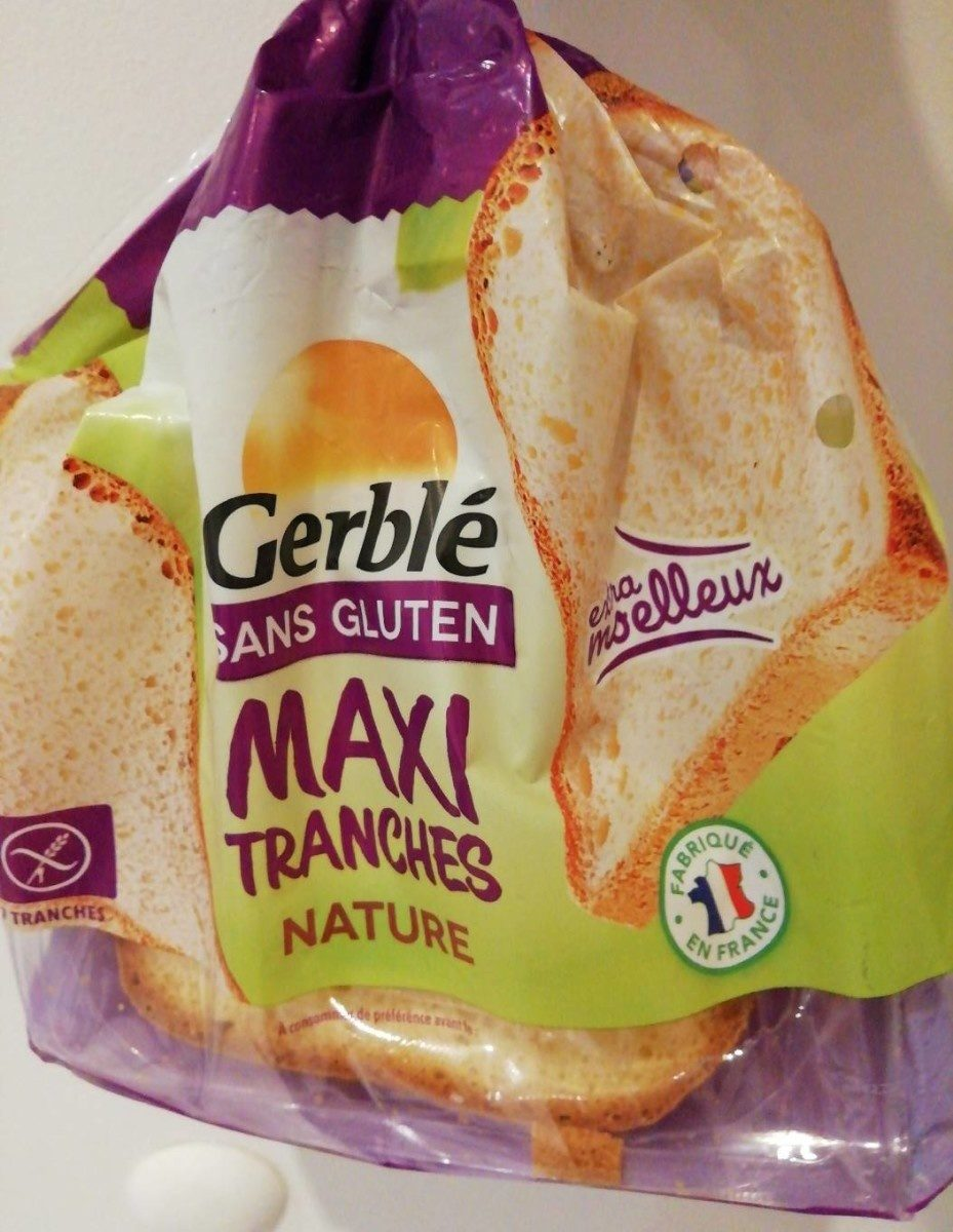 Maxi tranches nature - Produit - fr