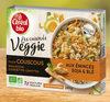 Les Cuisinés Veggie - Couscous aux émincés soja & blé - Prodotto