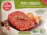 Pavé fondant olives et épices façon tajine - Produit - fr