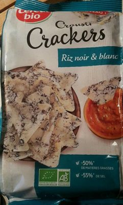 Crousti Crackers - Product