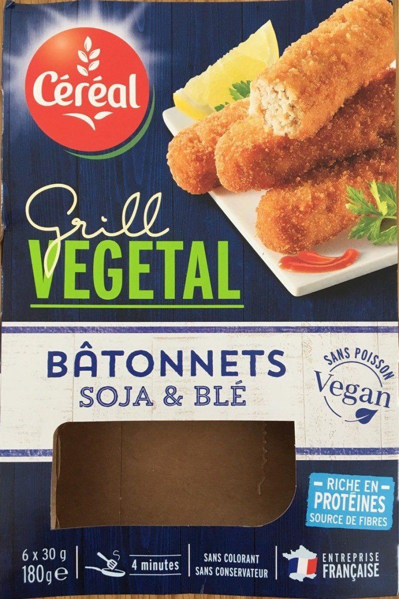 Bâtonnets soja & blé - Product - fr
