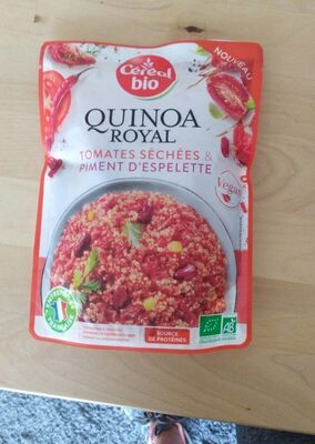 Quinoa royal - Produit - fr