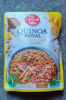 Quinoa Royal - Carottes jaunes et cumin - Prodotto - fr