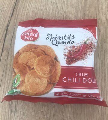 Les aperitifs quinoa chili doux - Prodotto - fr