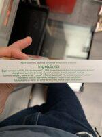 Pavés fondants Champignons et Persillade - Ingredienti - fr
