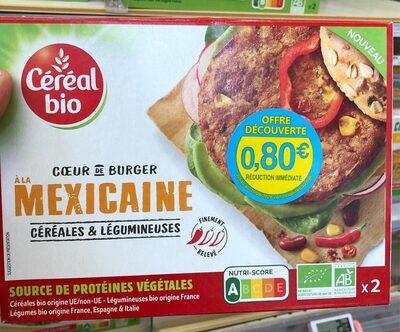 coeur de burger - Produit - fr