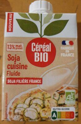 Soja cuisine fluide Cereal Bio - Prodotto - fr