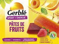 Pâtes de fruit - Produit - fr
