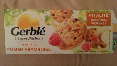 Moelleux Pomme Framboise - Produit - fr