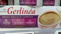 Mon repas minceur crème café - Product - fr