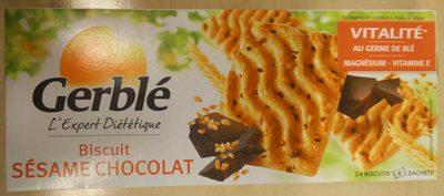 Biscuit Sésame chocolat - Produit