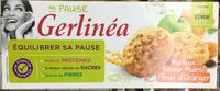 Biscuits moelleux saveur muesli fleur d'oranger - Product