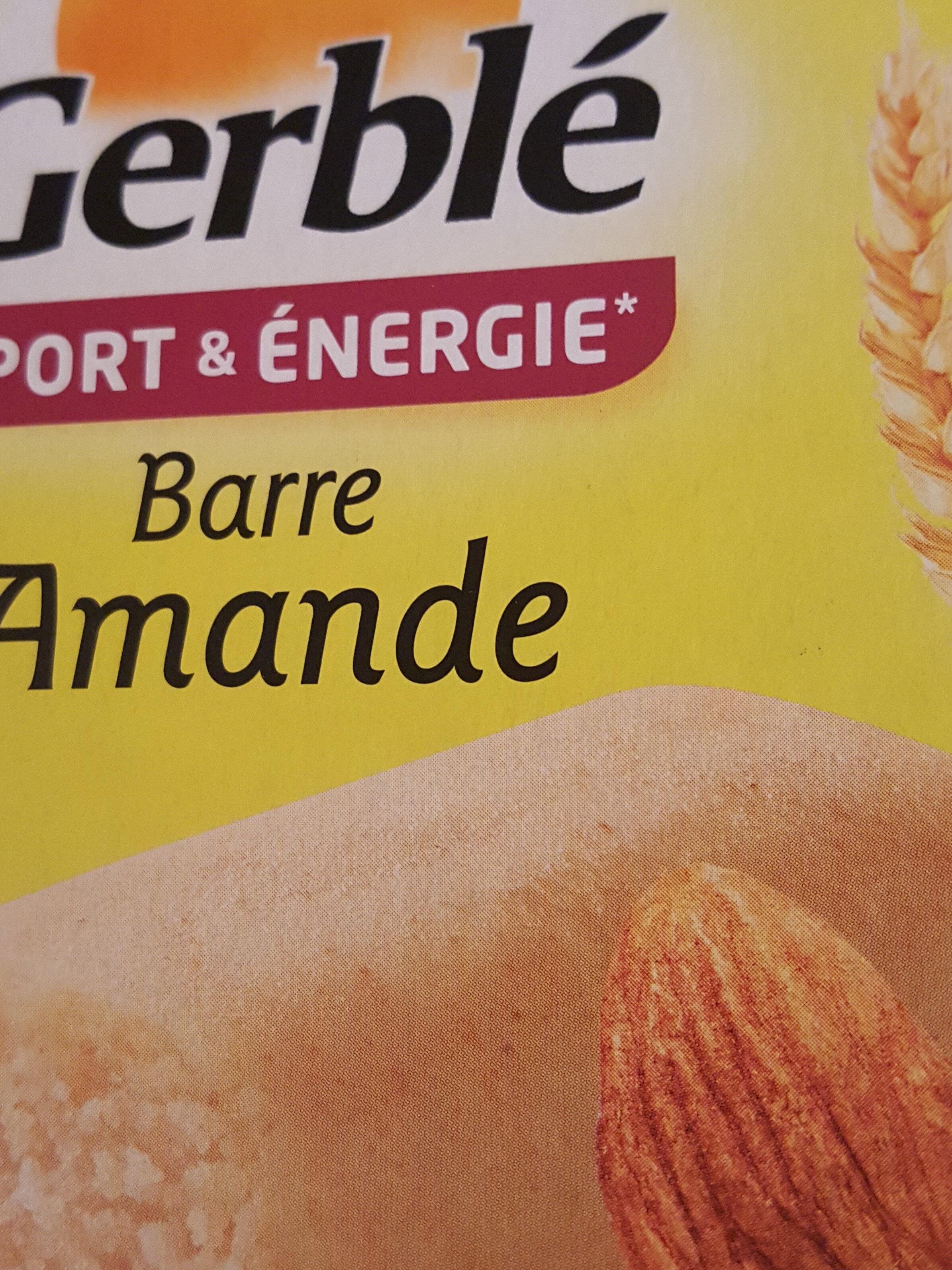 Barre Amande - Product - fr