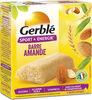 Barre amande Gerblé - Produto