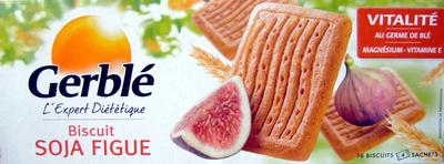 Biscuits Soja Figue - Produit