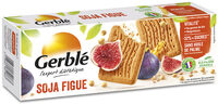 Biscuits Soja Figue - Product - fr
