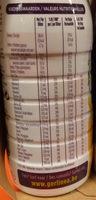Boisson Repas Hyperprotéinée Vanille - Voedingswaarden