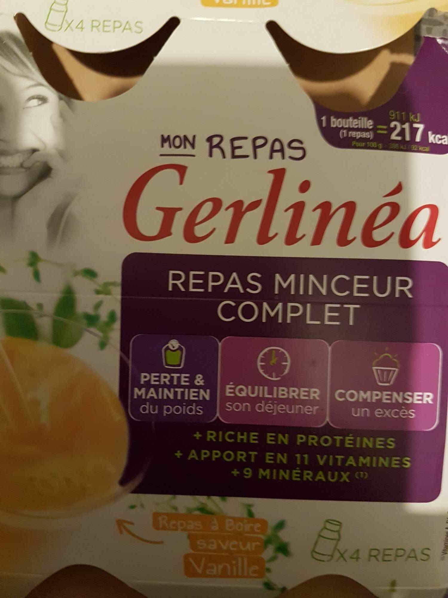 Mon Repas Minceur Boisson saveur Vanille - Product - fr