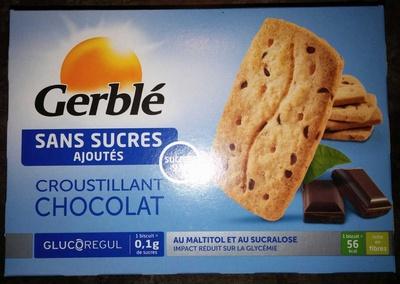 Croustillant Chocolat - Product - fr
