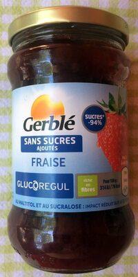 Fraise Sans sucres ajoutés - Product - fr