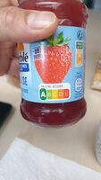 confiture de fraise sans sucre ajoutés - Recyclinginstructies en / of verpakkingsinformatie - fr