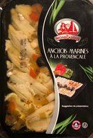 Anchois marinés à la provencale - Product
