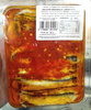 Anchois marinés à l'orientale - Produit