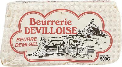 Beurre Demi Sel - Produit - fr