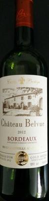 vin Bordeaux - Product - fr