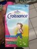 Croissance - Produkt