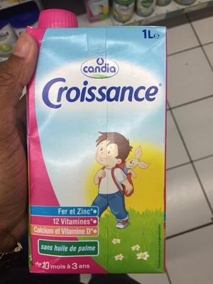 Croissance - Product