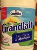 grandLait lait frais de montagne - Produit