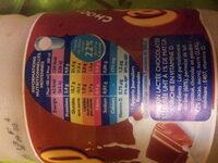 Candy'Up - Chocolaté - Ingredientes