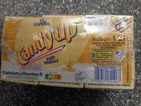 Candy'Up goût Vanille - Produit - fr